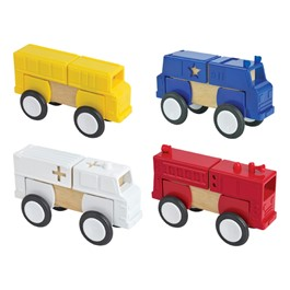 Block Mates Vehicles - Community Vehicles
