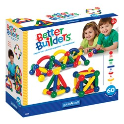 Better Builders - 60 Pieces