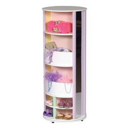 Dress Up Carousel - Pastel - Accessories not included