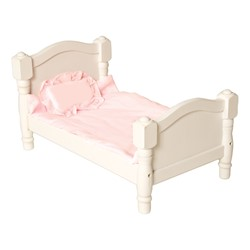 Doll Bed - White