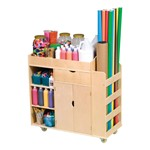 Art Activity Cart - Supplies not included