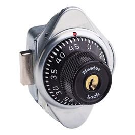 MasterLock 1670 Built-In Combination Lock for Horizontal Latch Lockers
