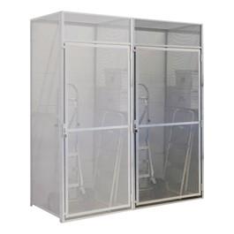 Single-Tier Bulk Storage Locker Adder Unit