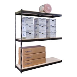 Rivetwell Boltless Shelving w/ Particleboard Deck - Adder Unit