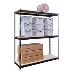 Rivetwell Boltless Shelving w/ Particleboard Deck - Starter Unit