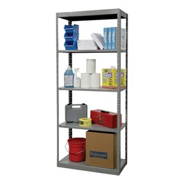DuraTech Pass-Thru Shelving - Shown w/ 5 Shelves