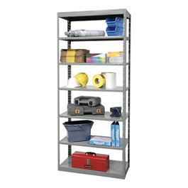DuraTech Pass-Thru Shelving w/ 7 Shelves