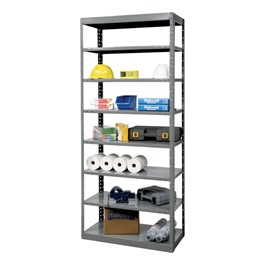 DuraTech Pass-Thru Shelving w/ 8 Shelves