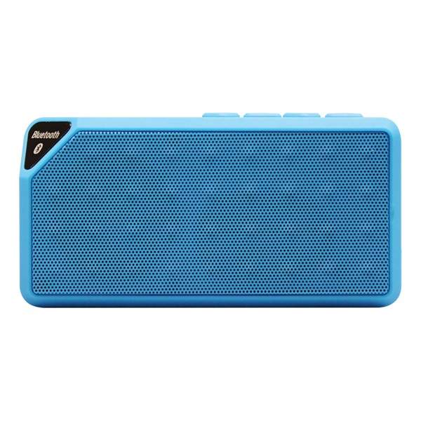 Bluetooth Cube Speaker - Front