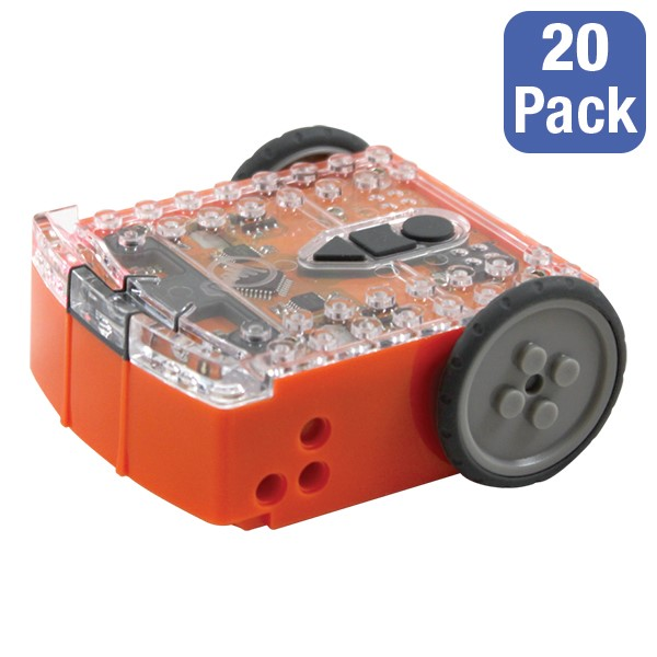 Edison Educational Robot Class Pack - Pack of 20 Robots