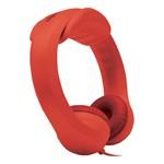 Flex-Phones Foam Headphone - Red
