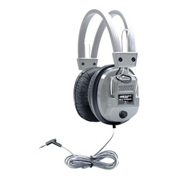 SC-7V Automatic Stereo/Mono Switching Headphones w/ Volume Control