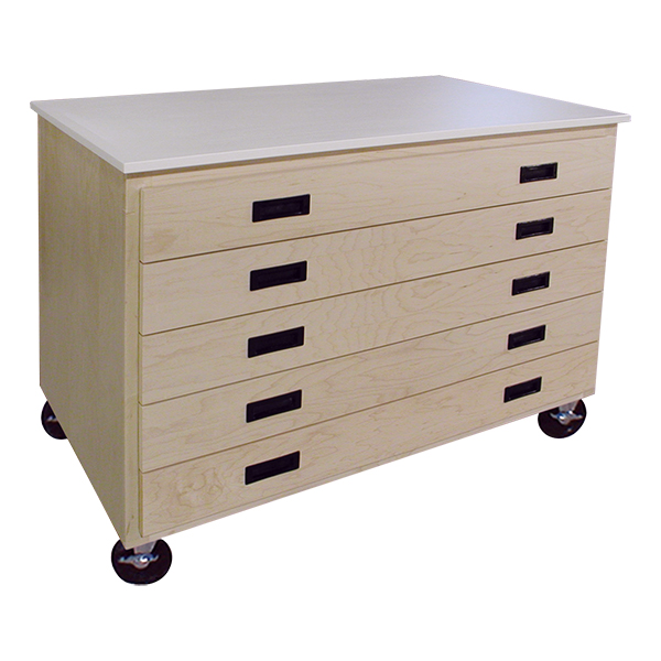 Mobile Paper Storage Cabinet  sc 1 st  School Outfitters & Mobile Paper Storage Cabinet at School Outfitters