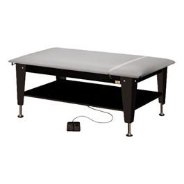 ADA Heavy-Duty Morotized Hydraulic Treatment Bed