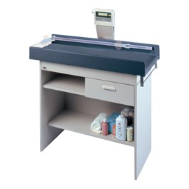 Econo-Line Pediatric Table w/ Built in Scale