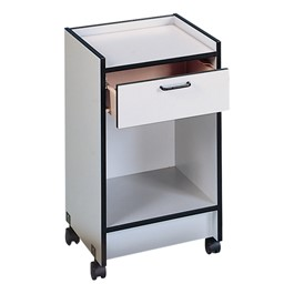 Mobile One-Drawer Cabinet