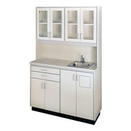 Hausmann Free-Standing Cabinet Unit w/ Sink