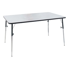 Knob-Adjusted Econo Wheelchair Accessible Work Table