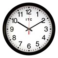 "14"" Basic Plastic Wall Clock"