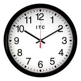 "14\"" Basic Plastic Wall Clock"