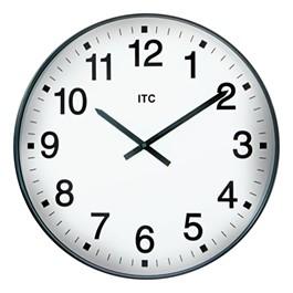 "19\"" Oversized Plastic Wall Clock"