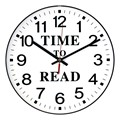 Time to Read Wall Clock