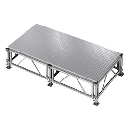 AllTerrain Weather Proof Portable Stage Package