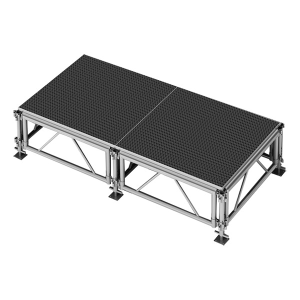 AllTerrain Weather Resistant Portable Stage Package