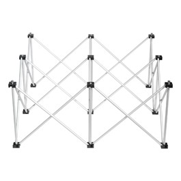"3\' x 3\' Square Platform Base (16\"" H)"