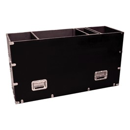 Caster Board Accessory Compartment