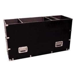 Caster Board Accessory Compartment