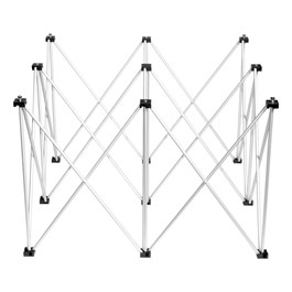 4\' x 4\' Square Platform Base (2\' H)
