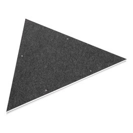 4\' x 4\' Triangle Stage Plaform