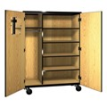 Teacher's Storage & Wardrobe Cabinet