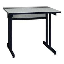 "Double Pedestal Base Computer Table (30\"" W x 36\"" L)"
