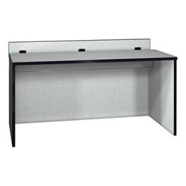 "Panel Base Computer Table (30\"" W x 60\"" L)"