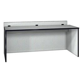 "Panel Base Computer Table (30\"" W x 72\"" L)"