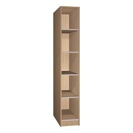 Five-Compartment Open Instrument Storage Unit