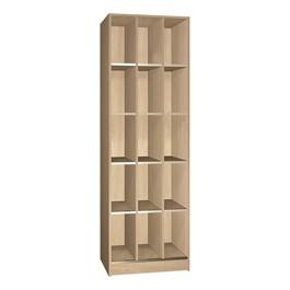 15-Compartment Open Instrument Storage Unit