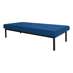 First Aid Recovery Cot<br>Shown in Navy Blue