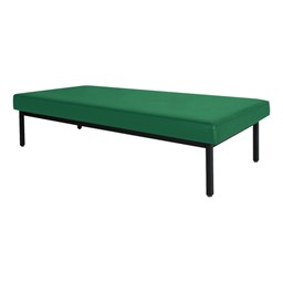 First Aid Recovery Cot<br>Shown in Forest Green
