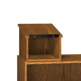 Glacier Series Tabletop Lectern
