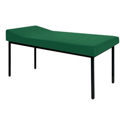 First Aid Treatment Table w/ Headrest<br>Shown in Forest Green
