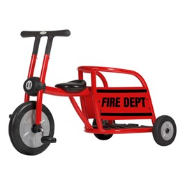 Pilot Series Theme Tricycle - Fire Truck