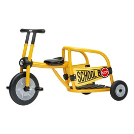 Pilot Series Theme Tricycle - School Bus