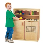 Play Kitchen Activity Center - Dishware not included