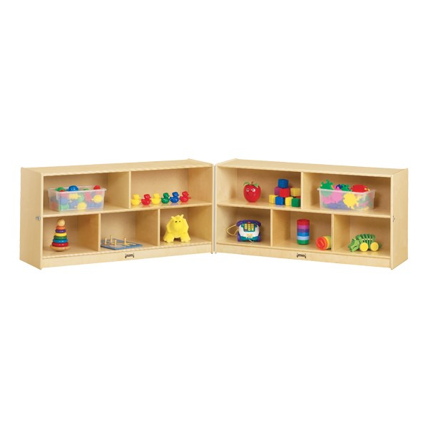 Baltic Birch Fold-n-Lock Storage Unit - Toddler - Supplies not included