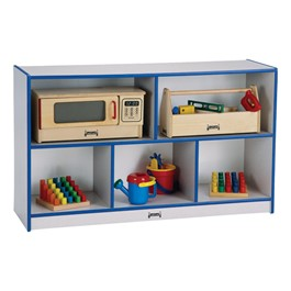 Rainbow Accents Single Storage Unit  - Low