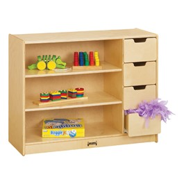Baltic Birch Storage Module