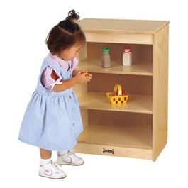 Baltic Birch Toddler Play Kitchen - Refrigerator
